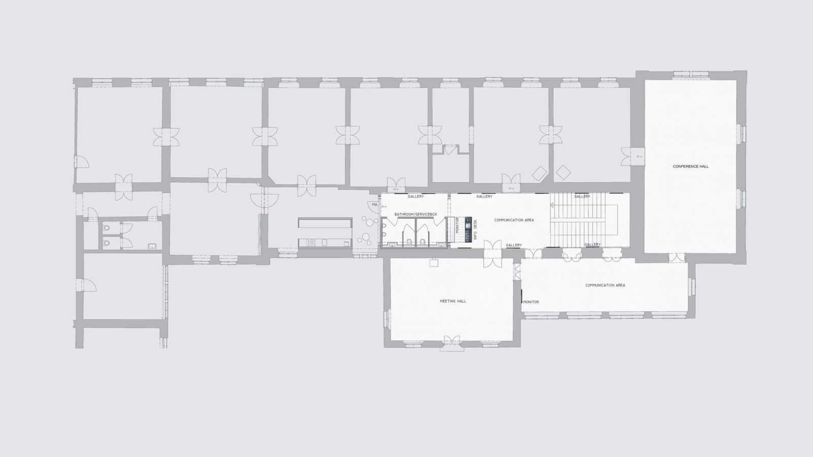 joanneum research infotecture_grundriss OG