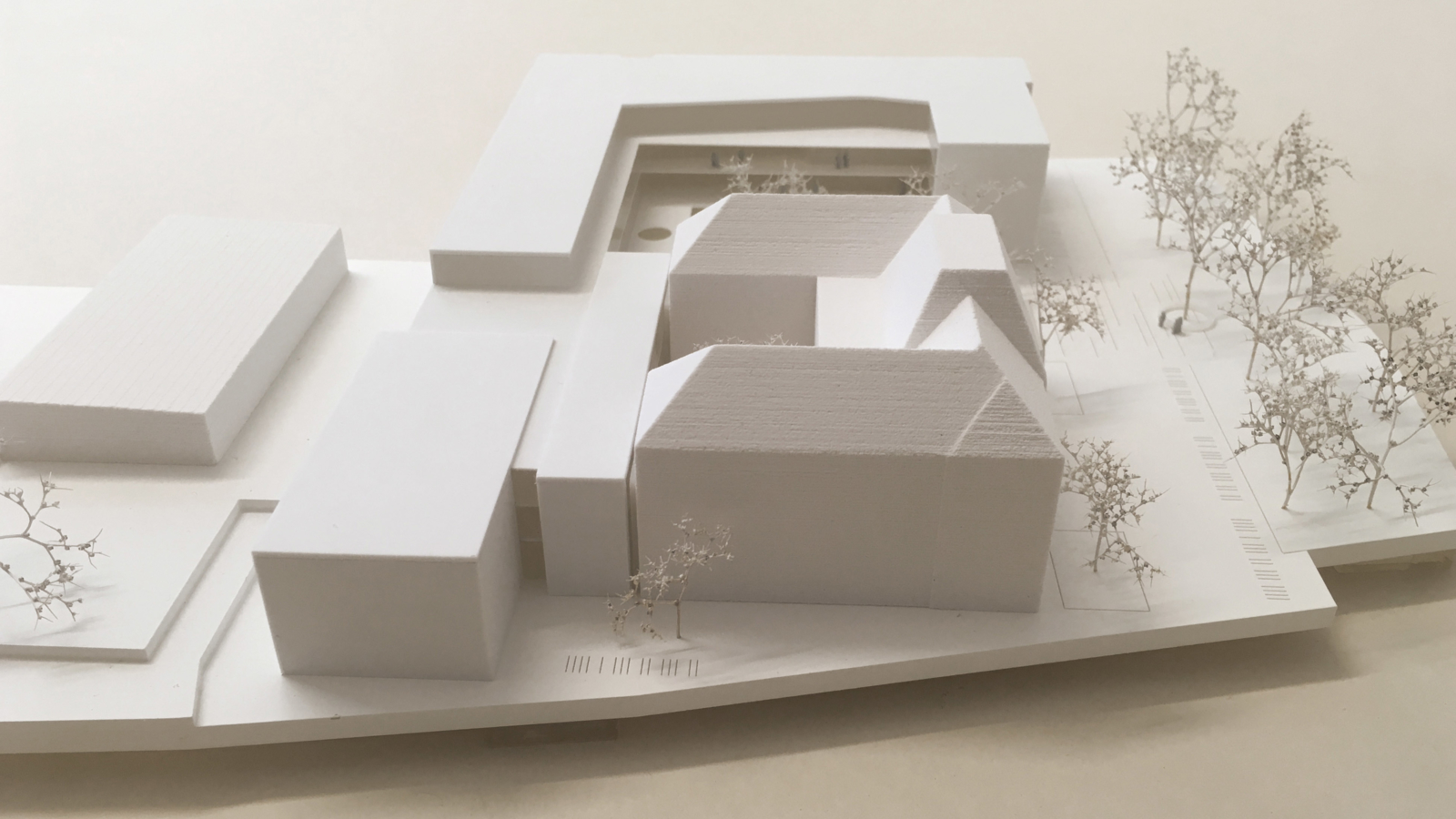 WETTBEWERB Schule der Zukunft Feldbach Modell02